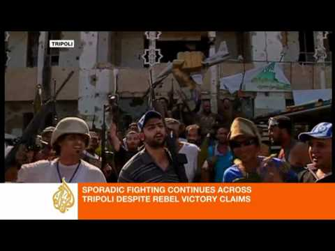 Libyan revolution: Tripoli resident tells of safety fears