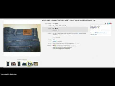 Sales Update: 7 Clothing Items I Sold on eBay