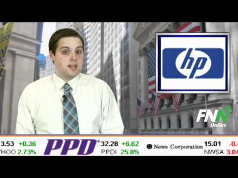 Hewlett-Packard Says Autonomy Acquisition Conditions Satisfied