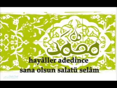 Seyyid i Salavat Kasidesi - Hacı Bekir Sıdkı Visali Hz. (k.s)