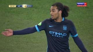 Jason Denayer vs Real Madrid (Neutral) HD 720p