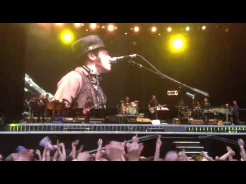 Milano San Siro 2013 - LONG TALL SALLY - Bruce Springsteen Live (Goog Golly Miss Molly request)
