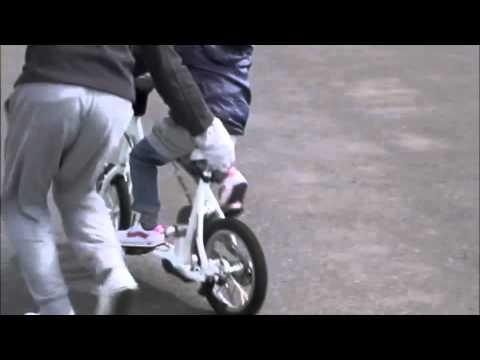 自転車の乗り方 - YouTube