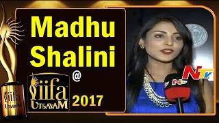 Actress Madhu Shalini Speaks @ IIFA Utsavam || #IIFAUtsavam2017