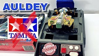 Auldey BUKAN Tamiya || Go For Speed Mini 4WD 【ミニ四駆】