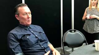 NYCC Lore with Robert Patrick