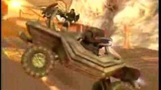 HALO 3 - Sgt. Johnson came back alive from HALO -
