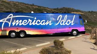 American Idol On The Road! Bus Auditions 2018 - American Idol on ABC
