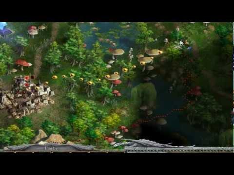 Let's play Age of Wonders 2 Shadow Magic #2: Erste Kämpfe mit O'neron