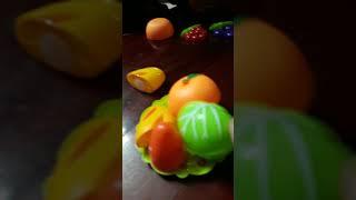 Bộ đồ chơi hoa quả