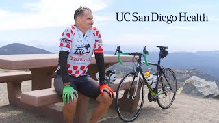Back in the Saddle: Cyclist Thrives After Double Hip Replacement