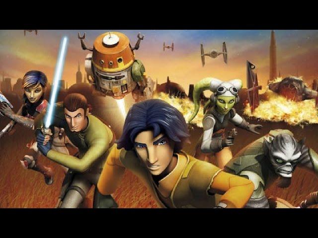 Rebels Seasons 2 Is Getting Very Dark - Star Wars Celebration