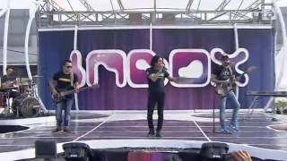 Setia Band - Pengorbanan Cinta Live On Inbox
