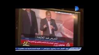 برنامج العاشرة مساء|انفراد ..  فيديوهات تحرض على العنف من قبل جماعة الاخوان المسلمين