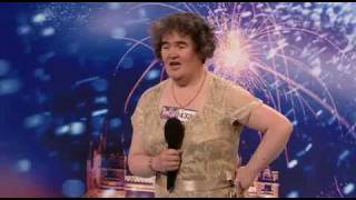 Susan Boyle 34 I Dreamed A Dream 34 Britains Got Talent 2009 Singer Hd