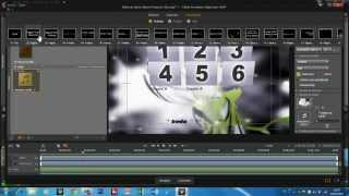 Tutorial Como Hacer Tu Propio Menu Con Pinnacle Studio 18