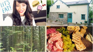 Food Diary Friday...Indulgent Holiday Cottage Edition! | Melanie Murphy