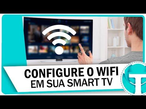 Como conectar a Smart TV na rede Wi-Fi