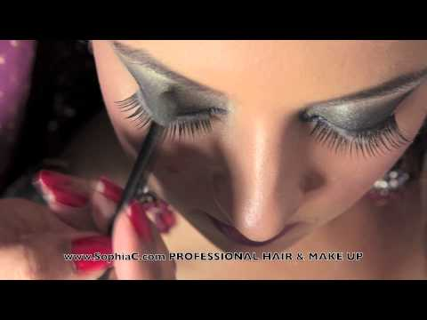SophiaC Professional Hair and Makeup Artist, Asian, Arab Bridal and Party events