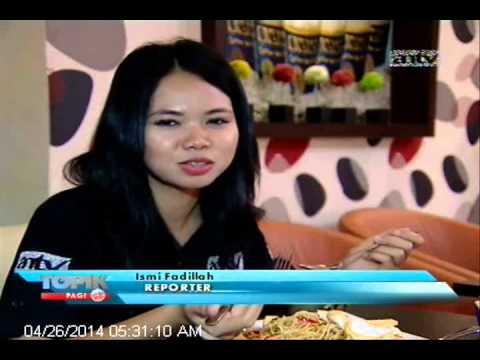 [ANTV] TOPIK Kuliner, Asian Spaghetti