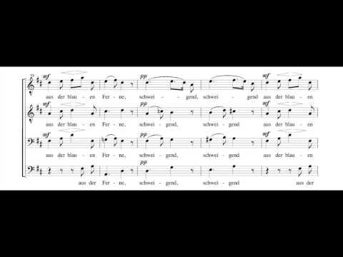 Шуберт Франц - Vier Gesänge für vier Männerstimmen, Op. 17