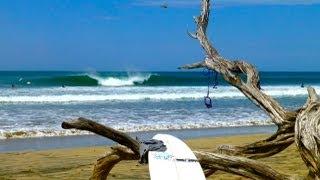 Surf Costa Rica HD | Surfing Playa Avellana, Tamarindo, Costa Rica surf spots - WavesSomewhere.com