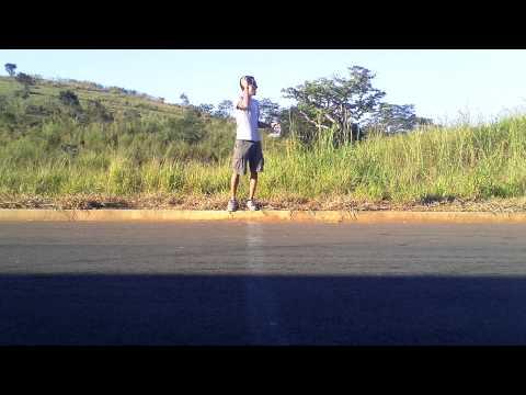 Decisão em cima da linha no Downhill Speed