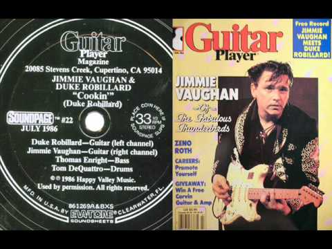 Jimmie Vaughan&Duke Robillard - Cookin (Audio only).wmv