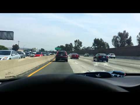 #213 - Wypadek Na Drodze, Auto W Ogniu