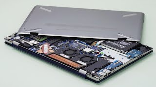 HP 15-CS Laptop - How To Remove HDD and Install SSD