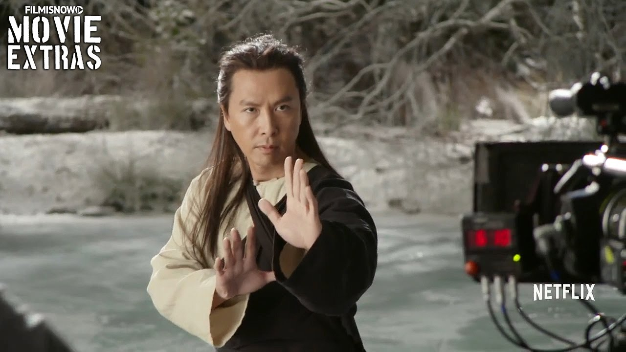 Crouching Tiger, Hidden Dragon: Sword of Destiny (2016) Featurette - Action