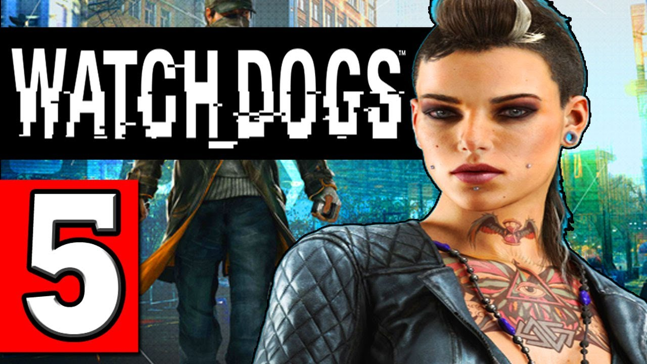 Watch Dogs  Police Escape