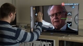Samsung ES8000 Smart TV review - Hardware.Info TV (Dutch)
