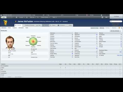 Football Manager 2012 Free Players