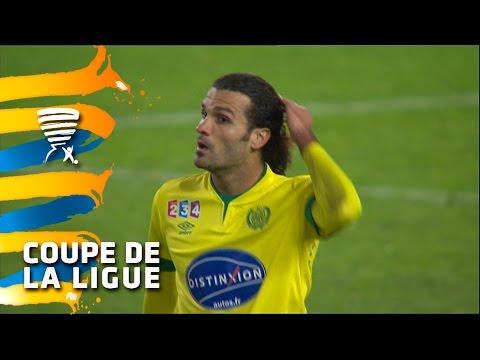 But Oswaldo VIZCARRONDO (71') / FC Nantes - FC Metz (4-2 a. p.) - (1/8 de finale) FCN - FCM /2014-15
