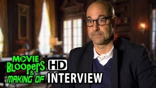 The Hunger Games: Mockingjay - Part 1 (2014) Interview - Stanley Tucci (Caesar Flickerman)
