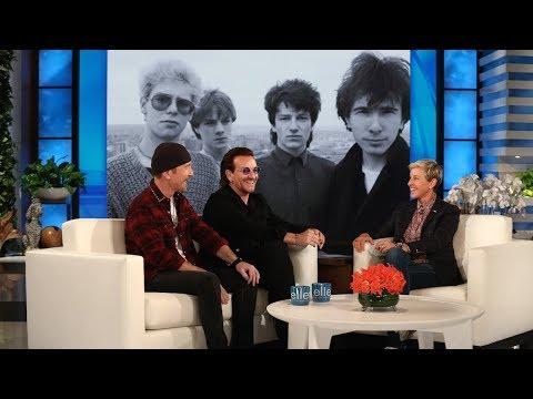 U2 Saved Bono's Life