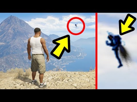 GTA 5 - The Biggest Easter Egg has Just Been Found