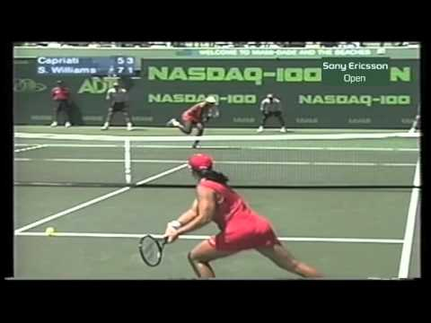 Serena Williams v. Jennifer Capriati | 2002 Miami Final