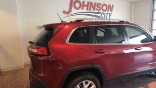 2015 Jeep Cherokee Johnson City TN, Kingsport TN, Bristol TN, Knoxville TN, Ashville, NC 180038A
