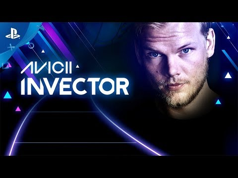 AVICII: Invector | Reveal Trailer | PS4