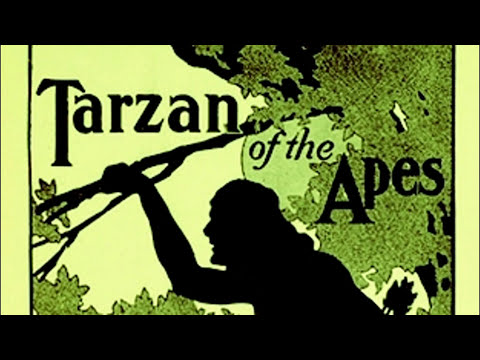 TARZAN OF THE APES by Edgar Rice Burroughs - FULL AudioBook | Greatest Audio Books