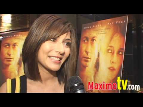MARISOL NICHOLS INTERVIEW at 'Not Forgotten' Premiere May 14, 2009 Video