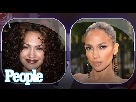 J.Lo's Changing Looks! - PEOPLE