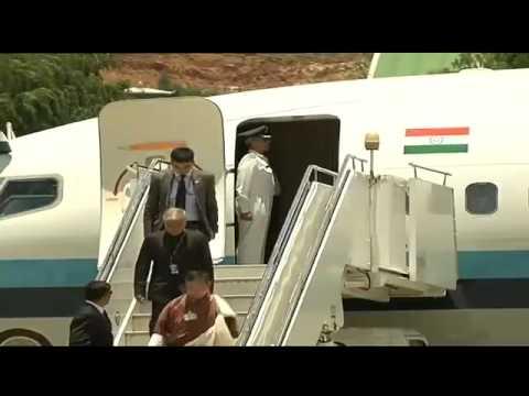 Prime Minister Shri Narendra Modi visits Bhutan - 15 June 2014