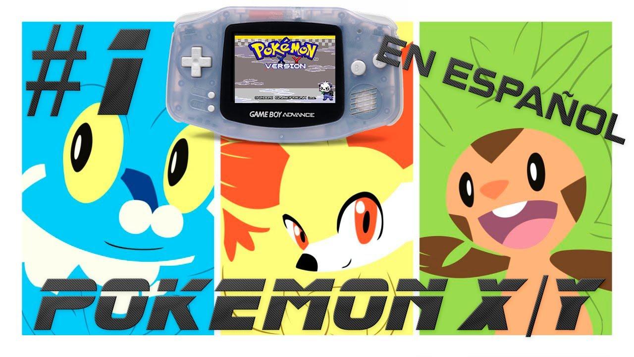 Pokemons Gba Lista 1 Pokemon X/y Gba en Español