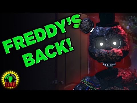 Freddy's in MY HOUSE! - FNAF Free Roam (TJOC:R)