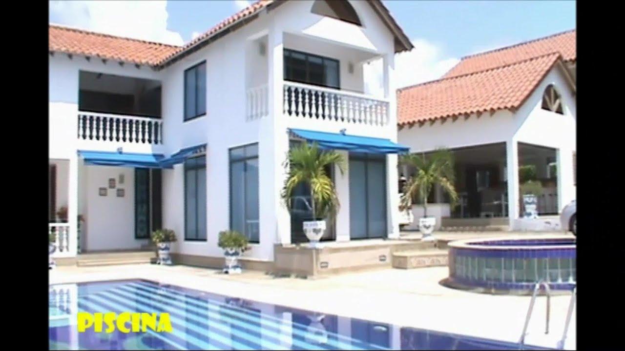 Casa en girardot con piscina y 7 habitaciones alquiler for Alquiler casas con piscina