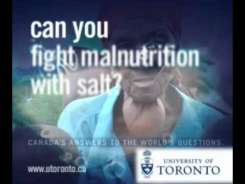 Can You Fight Malnutrition with Salt?