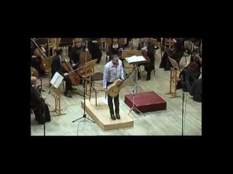 EUROPA (Carlos Santana) for solo guitar - Flavio Sala